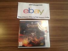 CASTLEVANIA:LORDS OF SHADOW MIRROR OF FATE NUEVO ** Nintendo 3 DS ** PAL ESP