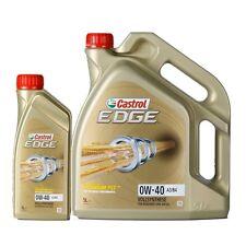Castrol EDGE TITANIUM FST 0W-40 A3/B4 Motoröl 5+1=6 Liter Mercedes MB 229.3/.5 L
