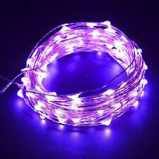 100 LEDs String Copper Wire Fairy Lights Battery Powered Waterproof Xmas Party