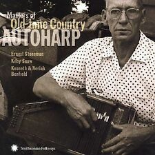 Masters of Old-Time Country Autoharp by Various Artists (CD, Apr-2006,...