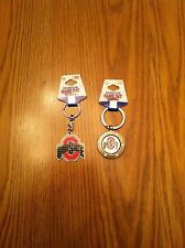 (2) TWO OHIO STATE Jenkins Enterprises GAME DAY Collectible Key Chains