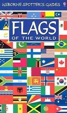 Spotter's Guide to Flags of the World (Usborne Spotter's Guides)-ExLibrary