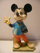 JIM RARE 60' Walt Disney Production Ancienne figurine 12cm MICKEY Topolino ITALY