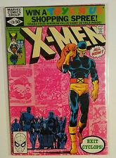 The X-Men #138 (Oct 1980, Marvel) CYCLOPS QUITS the X-Men! (MC05)