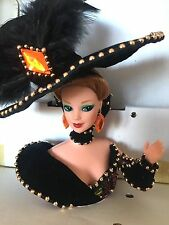 NEW NRFB Bob Mackie Masquerade Ball Barbie Doll Exquisite