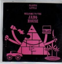 (DE610) Plastic Little, Welcome To The Jang House - DJ CD