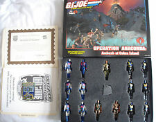 "2003 GI Joe Convention ""Defender of Freedom"" ""Operation Anaconda"" Boxed Set"