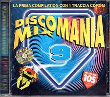 Discomania Mix 9   Cd 1995  NM/NM  RTI Music – RTI 1099-2