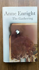 Anne Enright – The Gathering (1st/1st UK hb with dw) SIGNED Booker winner 2007