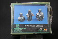 ZA555 VERLINDEN PRODUCTIONS US TANK CREW CBR BATTLE DRESS Ref 381 1/35 NB
