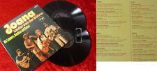 2LP Joana Lieder von der Bhne 1978