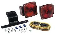 """NEW  SUBMERSIBLE TRAILER LIGHT KIT TRADITIONAL STYLE FOR UP TO 80"""" TRAILERS"""