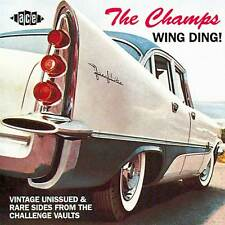 The Champs - Wing Ding! - Rarities (CDCHD 460)