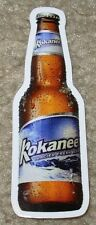 KOKANEE Glacier Fresh Bottle Logo STICKER decal craft beer brewery