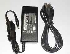 Genuine OEM Power Supply Cord for Toshiba Satellite 19V 4.74A L300D L500D 90w