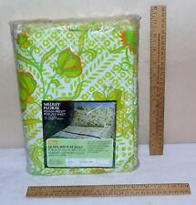Sears QUEEN SIZE FLAT SHEET - MEDLEY FLORAL PERMA-PREST PERCALE SHEET
