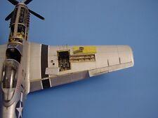 Aires 1/48  P-51D Mustang Gun Bays for Tamiya kit # 4082