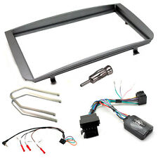 Alfa Romeo 147 GT 2007-10 Double Din Car Stereo Fascia Fitting Kit - CANBUS
