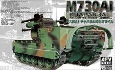 Système missile US autotracté M730A1 Chaparral - KIT AFV CLUB 1/35 n° 35002