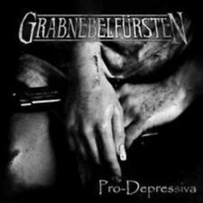 "Grabnebelfürsten ""Pro-Depressiva"" CD [GERMAN PHILOSOPHY BLACK METAL ART]"