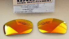 NWOT 100% Oakley Polarized X Squared Sunglasses Fire Iridium X Metal Lens