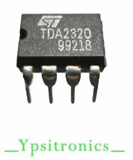 TDA 2320 INTEGRATED CIRCUIT STEREO AMLIFIER  DIP 8 ST MICROELECTRONICS - NEW