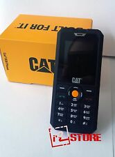 Genuine Caterpillar CAT B30 Dual OUTDOOR Rugged Water Proof IP67 UNLOCKED NEW