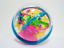 3D Space Traveller Intellect Ball Balance Maze Game Puzzle Toy(100 Barriers )