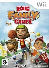 Big Family Games Wii Video Game Nintendo New and Sealed UK Release