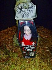 ��  Living Dead Doll Mini SIN  Open Complete with Noose & Coffin 4 Inch Doll