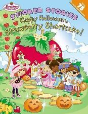 Happy Halloween, Strawberry Shortcake!