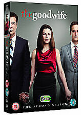 The Good Wife DVD Boxset Complete Second Season (Series 2)