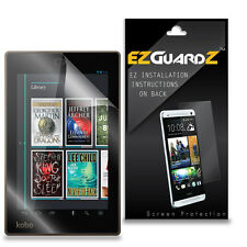 1X EZguardz LCD Screen Protector Shield HD 1X For Kobo Arc 7HD (Ultra Clear)