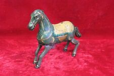 Old Vintage Antique Rare Wind Up Tin Toy Horse Home Decor Collectible PR-73