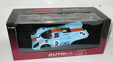 1/18 Porsche 917 K Gulf Racing  Winners Daytona 24 Hrs 1970
