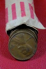 1953-D Denver Mint Lincoln Wheat Cent Penny Roll