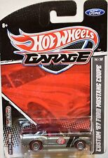 HOT WHEELS GARAGE CUSTOM '67 FORD MUSTANG COUPE