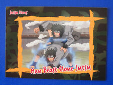 CARD PANINI NARUTO - SECRET WEAPONS - N. 49