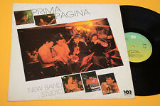 NEW BAND STUDIO LP ITALY JAZZ PRIMA PAGINA ORIGINALE 1983