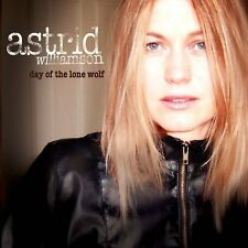 Astrid Williamson - Day of the Lone Wolf (2006)  CD NEW/SEALED  SPEEDYPOST