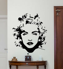 Madonna Wall Decal Celebrity Pop Music Vinyl Sticker Art Decor Mural 43sss