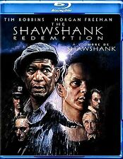 NEW BLU-RAY The Shawshank Redemption //Tim Robbins, Clancy Brown, Morgan Freeman