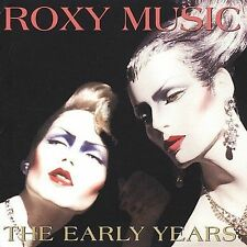 ROXY MUSIC: THE EARLY YEARS (EMI 2000)