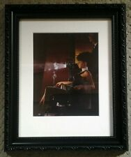An Imperfect Past by Jack Vettriano Deluxe Framed & Mounted Art Print