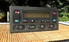 1999 Land Rover Discovery II Climate Temperature Control Unit OEM 1999 to 2004