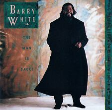 BARRY WHITE : THE MAN IS BACK! / CD - TOP-ZUSTAND