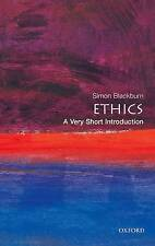 A Very Short Introduction.Ethics by Simon Blackburn(Paperback,2003)