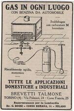 Pubblicità vintage CASA GAS SCALDABAGNO MILANO advert reklame werbung publicitè