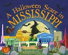 A Halloween Scare in Mississippi by Eric James (2015, Picture Book)