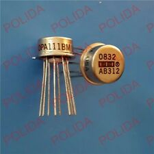 1PCS OP AMP IC BURR-BROWN/BB/TI TO-99 ( CAN-8 ) OPA111BM 100% Genuine and New